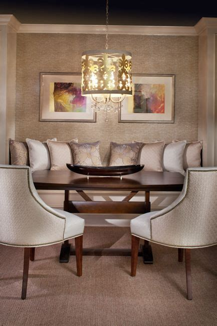 dining room banquette seating cozy dining room for the home pinterest