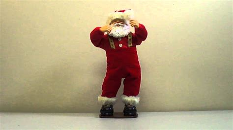rock santa jingle bells edition 1 jingle bell rock santa claus edition 1 by rock santa collectibles for ebay