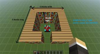 Minecraft Infinity Enchantment How To Make Bookshelf Minecraft Apps Directories