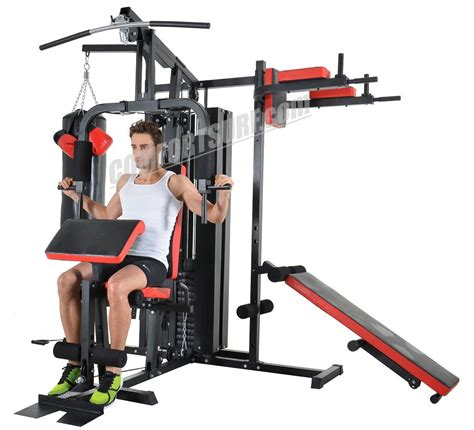 Multi Station f28 top 210kg fitness multi station lats pull leg