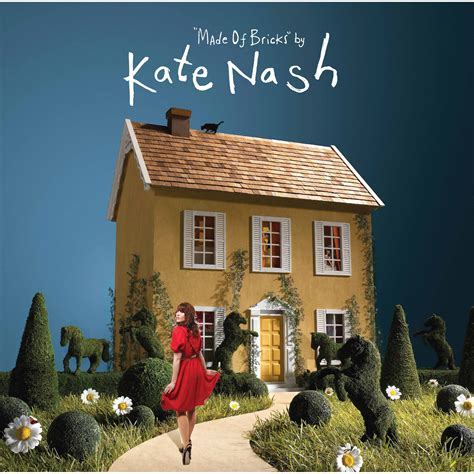 Made Of Bricks By Kate Nash made of bricks kate nash mp3 buy tracklist