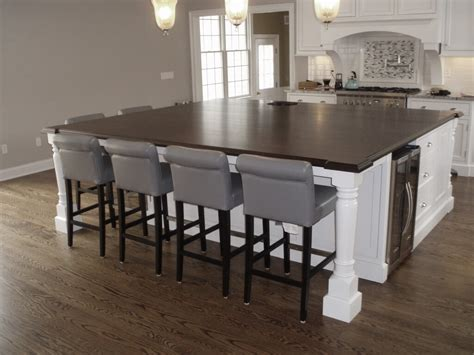 extra large kitchen islands classic white kitchen brooks custom