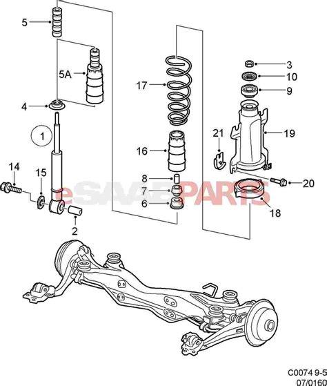 saab 9 5 parts diagram 2002 saab 9 5 engine diagram wiring diagram manual