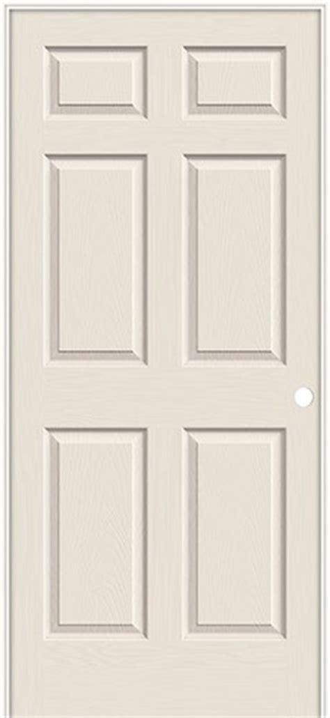cheap 6 panel interior doors cheap 6 8 quot 6 panel textured molded interior prehung door unit