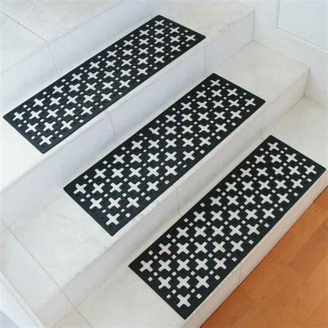 quot quot rubber stair treads