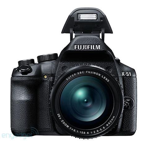 Fujifilm X S1 fujifilm s dslr like x s1 zoom arrives in the us for