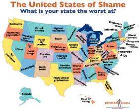 united states of shame most screwed up thing in each of