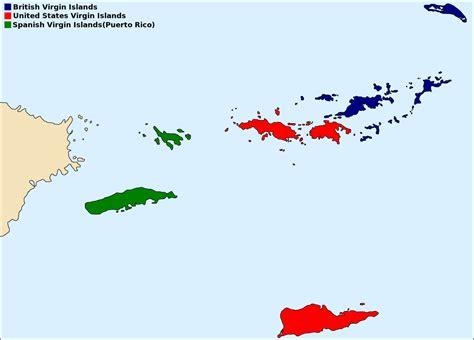us islands map islands