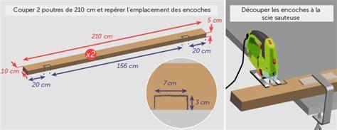 Plan Pour Fabriquer Support Hamac by Comment Fabriquer Un Support De Hamac Ooreka