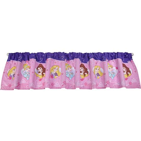 Princess Valance your choice disney window valance walmart