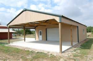 Metal Carport With Shop Metal Barns Visit Our Building Models 171 Archery