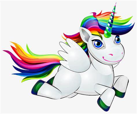 imagenes que digan unicornio dibujos animados de unicornio blanco pintado a mano de