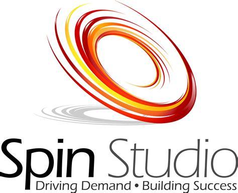 make my logo spin home www spin studio
