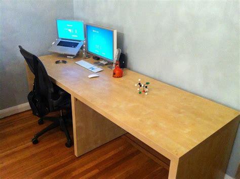 ikea hack double desk double expedit desk ikea hack ikea hacks pinterest