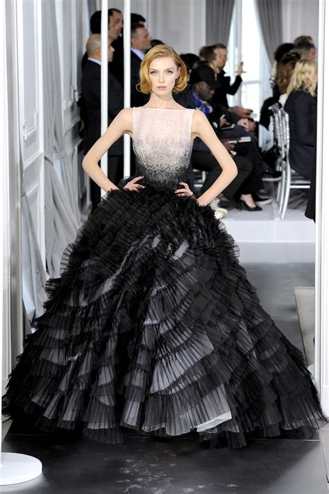 haute couteur christian dior 2012 spring haute couture collection the