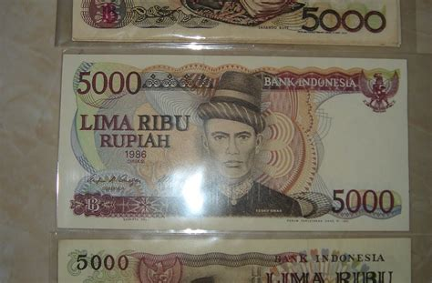 Koin Mahar Rp 25 Th 1971 benda antik langka uang mahar rp 5 000 kawin uang kuno
