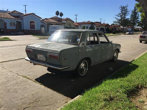 datsun 510 for sale los angeles 1969 datsun 510 four door ka 5 speed for sale in los