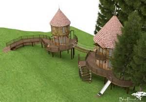 Treehouse Edinburgh - jk rowling plans 40ft high adventure treehouse for children in back garden of edinburgh mansion