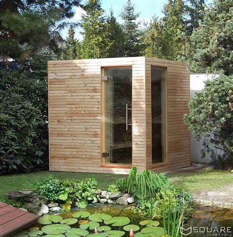 backyard sauna 25 best ideas about gartensauna on pinterest au 223 ensauna