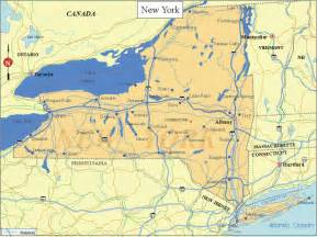 Map Of New York State by Zedulot Map Of New York State Outline