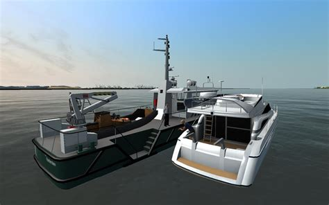boat simulator extreme shipsim ship simulator extremes customs vessel dlc