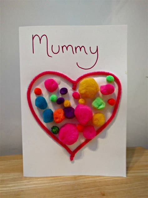 easy mothers day crafts four easy s day cards for hobbycraft