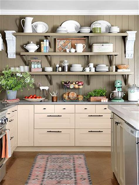 open shelves in kitchen ideas cocinas en color crema 26 enero 2014 gh cocinas ofertas