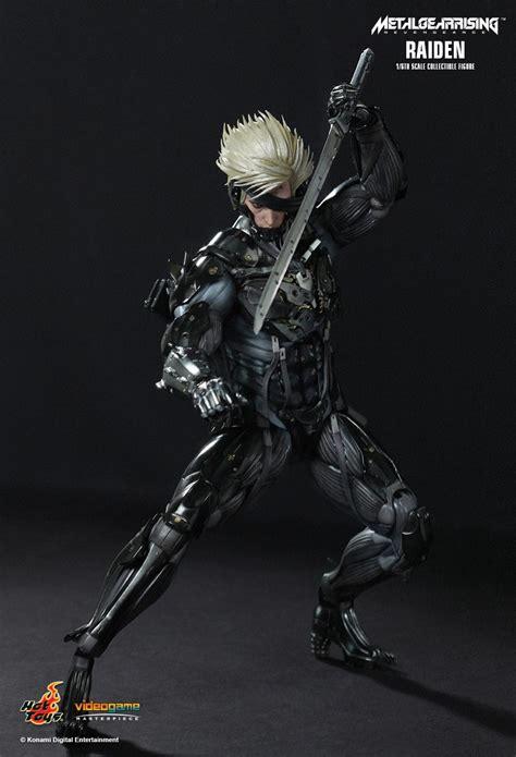 Toys Ht Metal Gear Rising Raiden Special Edition toys konami mgs metal gear solid rising revengeance