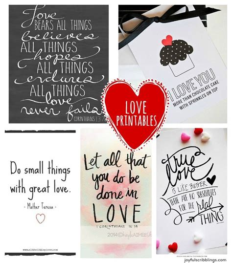 printable quotes about love five free printable love quotes joyful scribblings