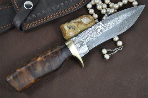 custom bowie knives uk custom handmade damascus bowie knife knife with