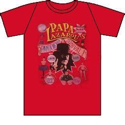 Tshirt League Of Gentlemen Hopple pin papa lazarou t shirt on