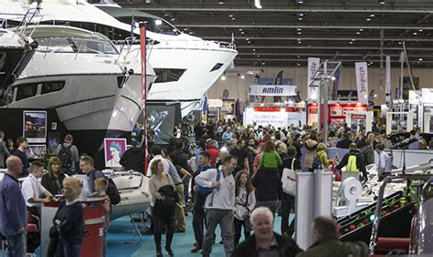 miami boat show 2018 discount tickets in pictures the london boat show 2017 practical boat owner