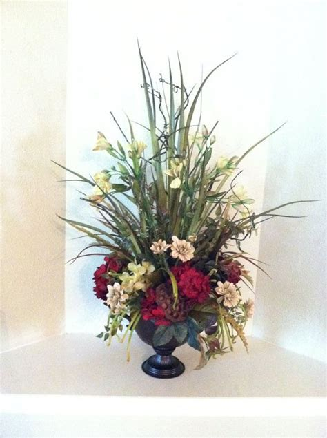 Hobby Lobby Vases Kitchen Table Centerpiece Silk Floral Arrangement By