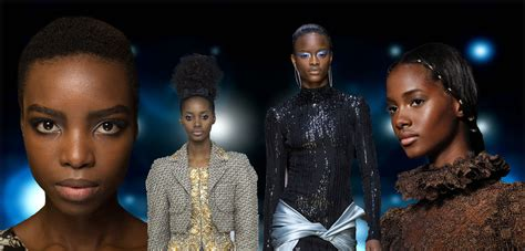 Hairstyles For 2017 For Black Hairstyles by Couture Week Impressive Black Hairstyles 2017