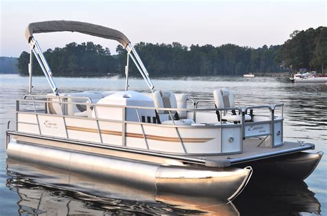 pontoon boat retail values lake county watersports encore boat builders