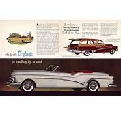 Car Brochures  1953 Buick Brochure / Page 05 06JPG