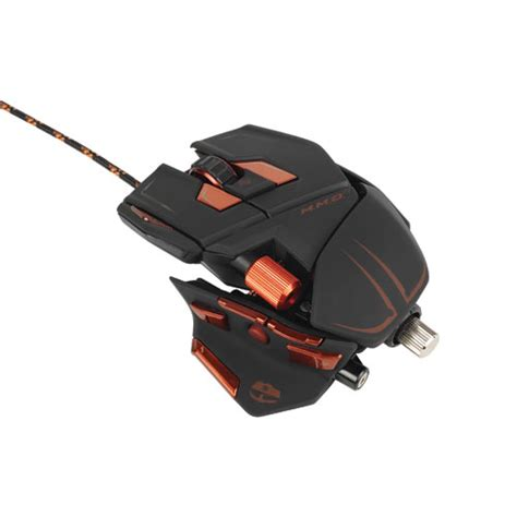 Mouse Gaming Cyborg mad catz cyborg m m o 7 gaming mouse geekextreme