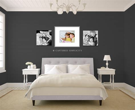 wall display ideas the bopp family grand rapids family photographer carrie anne photography 2 20x20 canvases and one 16x20 print in 26x32 frame with