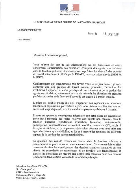 Exemple Lettre De Démission Cdd Fonction Publique Pdf Lettre Non Renouvellement Cdd Fonction Publique