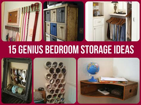 Handmade Storage Ideas - diy bedroom storage ideas genius bedroom storage ideas the