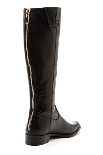 black boots with back zipper buy the boots is