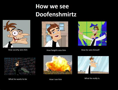 Phineas And Ferb Memes - doofemshmirtz meme by animegx43 on deviantart
