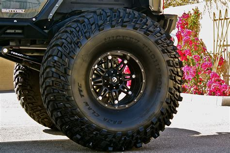 jeep wrangler snow tires cop 4 215 4 s the kraken is the first 4 door jeep on 54