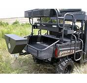 Aluminum Hunting High Seat For Your ATV Or UTV  Big Country Outdoors