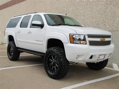 chevrolet suburban lifted lifted 4x4 suburban for sale savings from 5 376