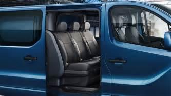 Vauxhall Vivaro Crew Noul Vivaro Niveluri De Echipare Opel Rom 226 Nia
