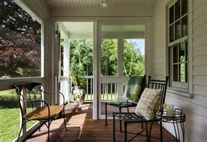 Country Cottage House Plans With Porches Front Porch Deck Ideas Porch Traditional With Container
