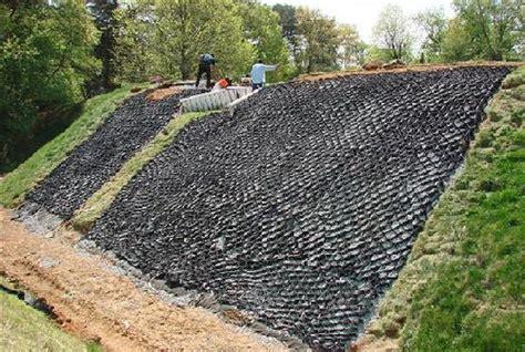 soil erosion slope stability window well drainage