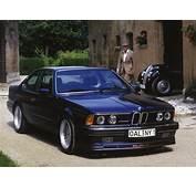 BMW 6er E24 ALPINA Automobiles