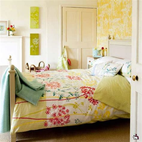 Light Blue And Yellow Bedroom Yellow Color Decorating Interior Design And Color Psychology